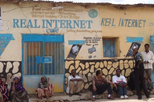 World Wide Web, Ethiopia by Charles Fred on Flickr