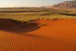 Namibian  landscape near Wolwedans lodge