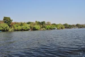 Chobe River by abi.battachan