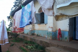 Typical Kampala home