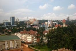 Kampala vista