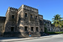 Omani Fort Stone Town