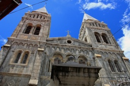 Stone Town cathedral