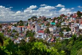 Antananarivo houses