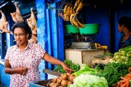 Antananarivo stall
