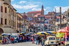 Streets of Antananarivo