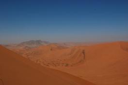 The endless Namib