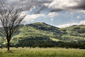 Mlilwane landscape by Ole.Pophal