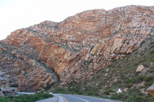 Swartberg Mountains by Gill