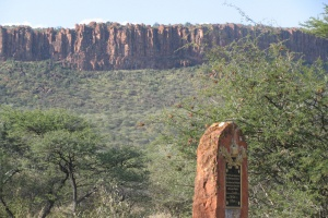 Waterberg Plateau Park by calibansfolly