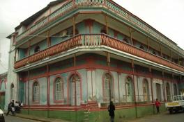 Inhambane architecture