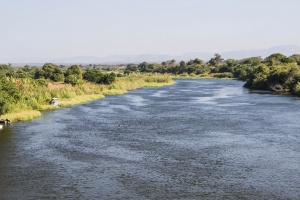 Kafue River by Ninara