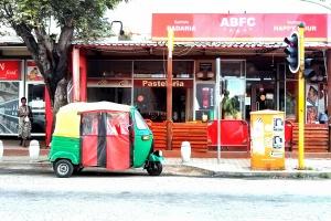 Maputo Street by Jaan-Cornelius K.
