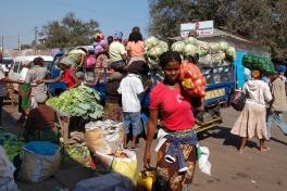 Maputo marketplace