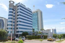 Kigali buildings