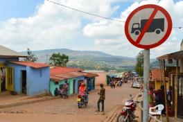 Kigali street