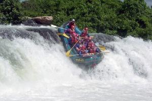 Rafting The Nile by YoTuT