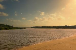Isimangaliso estuary by Steve Slater