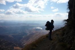 Hiking, uKhahlamba Drakensberg