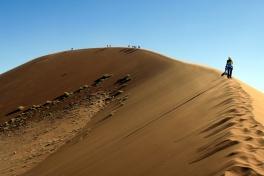 Sossusvlei Dune Walk