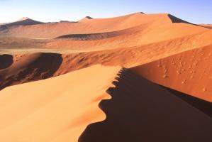 Sossusvlei, Namibia by Monica Guy