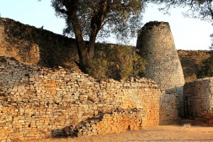 Great Zimbabwe by Ross Huggett