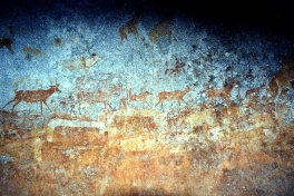 Nswatugi Cave San Art