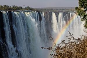 Victoria Falls travel