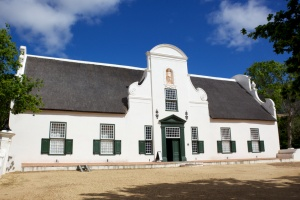 Groot Constantia is South Africa's oldest wine farm and the Cape Dutch manor house dates back to 1685