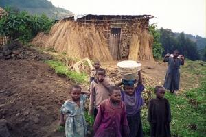 Children in Rwanda by Philip Kromer