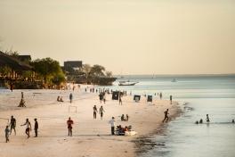 Zanzibar Island shores