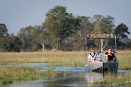 Okavango Delta boat trips
