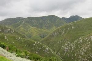 Garden Route mountains by butforthesky