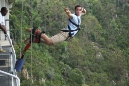 Bungee guy