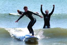 Garden Route surfing