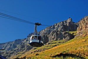 Cape Town Table Mountain cable car