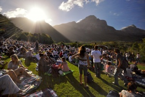 Open-air concert at Kirstenbosch National Botanical Gardens by Andre van Rooyen on Flickr